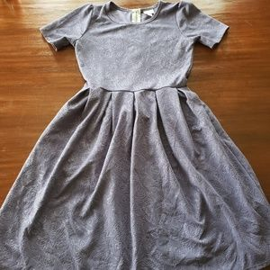 LulaRoe M Dress w/ pockets
